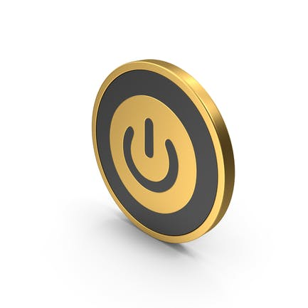 Gold Icon Power