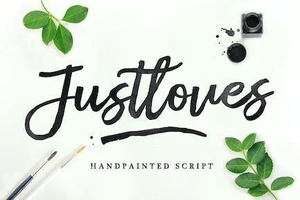 Justloves Script