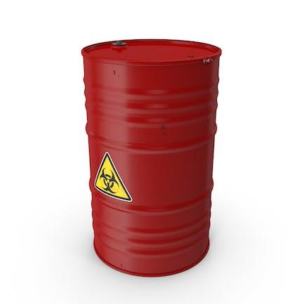 Bio-hazard Barrel