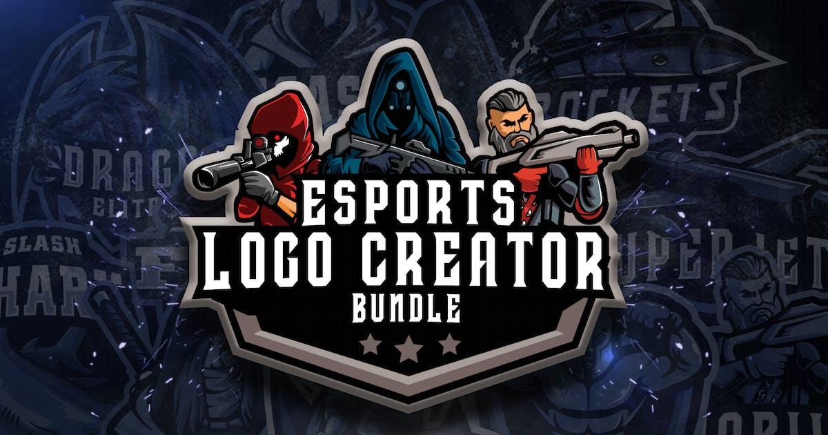 Download Logo Creator Bundle v2 by ovozdigital