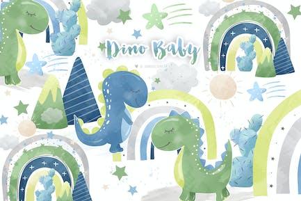 Dino Baby Boy design