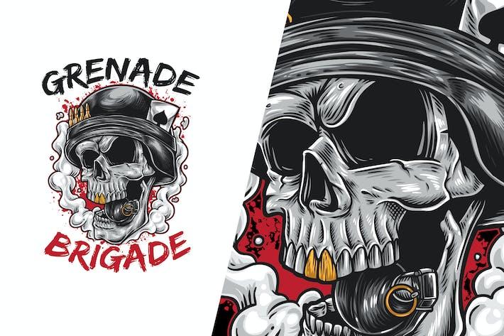 Thumbnail for Skull Army Grenade Brigade