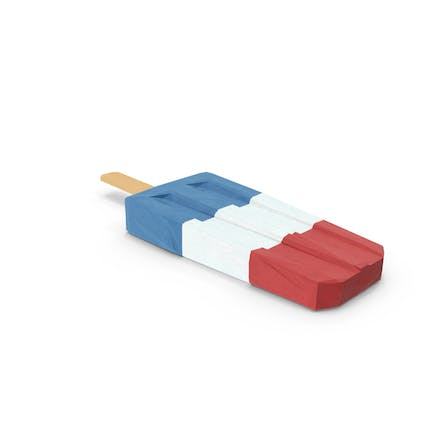 Low Poly Popsicle