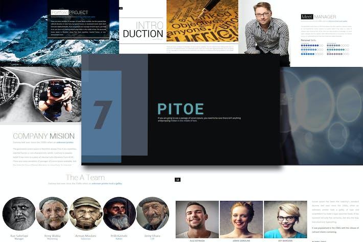 Thumbnail for Pitoe - Google Slides