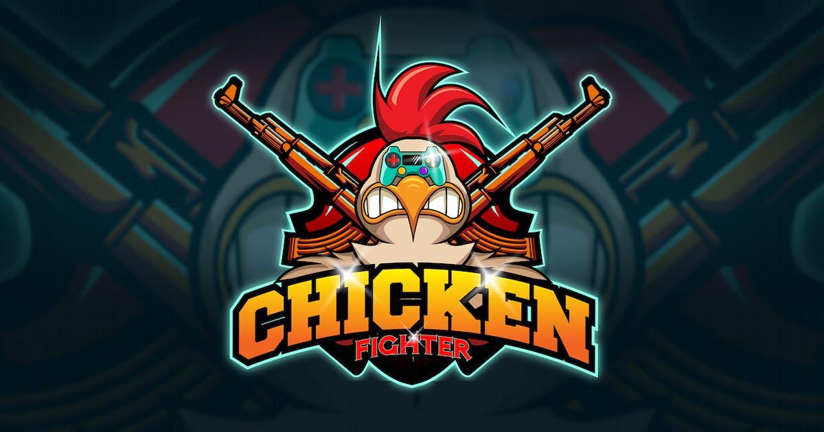 Download Chicken - Mascot & Esport Logo by aqrstudio