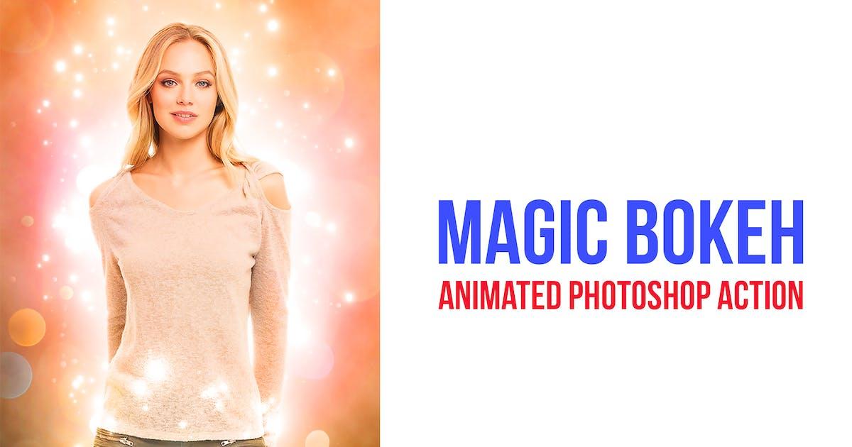 Download Magic Bokeh - Animated Photoshop Action by Ayashi