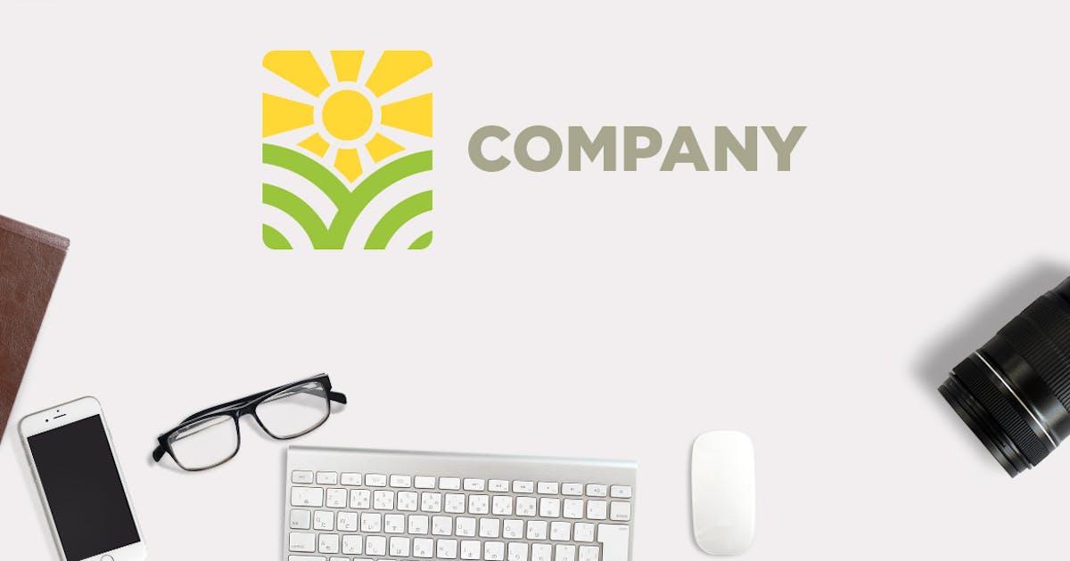 Sun Farm Logo by Suhandi