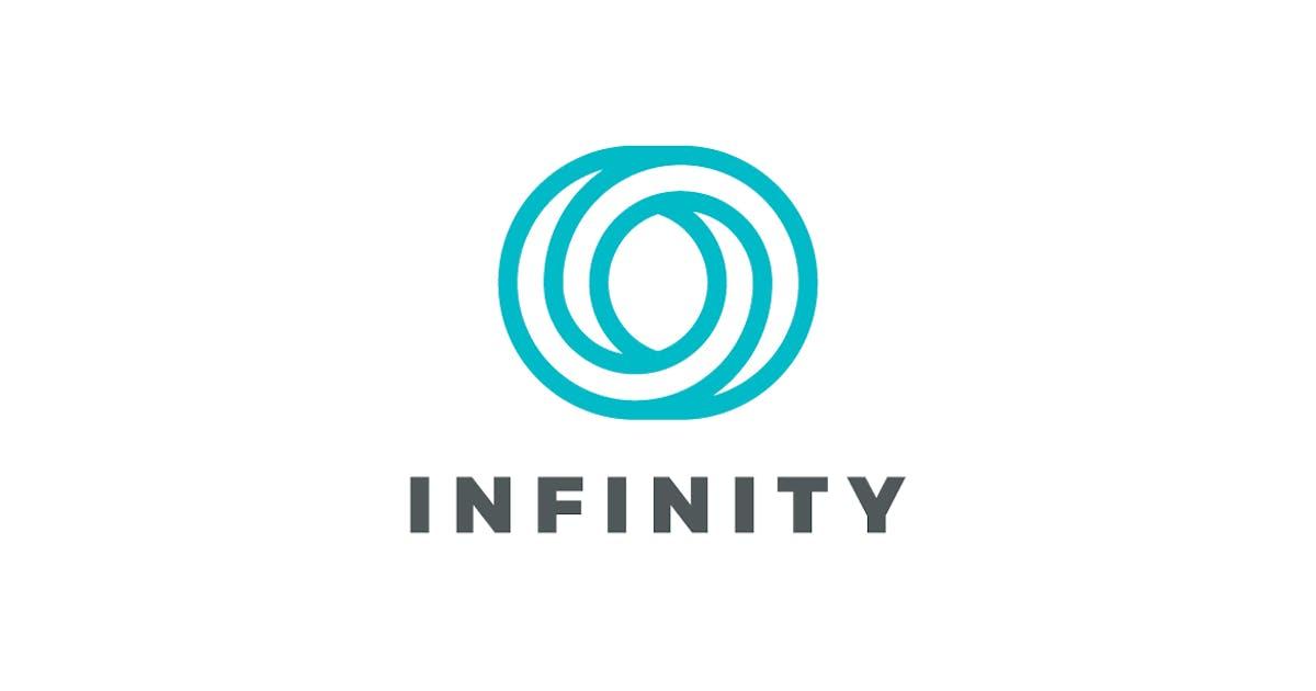 Download Logo Ring Infinity Loop Abstract by Sentavio