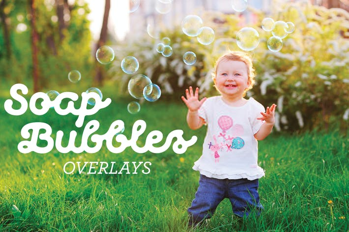 Thumbnail for Realistic Bubble Overlays