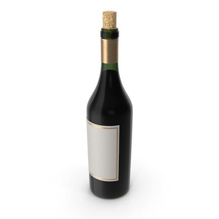 Bordeaux Flasche