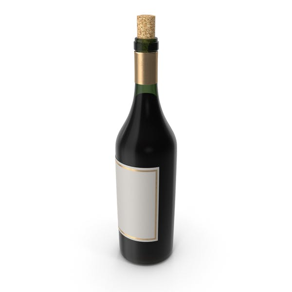 Cover Image for Bordeaux Bottle