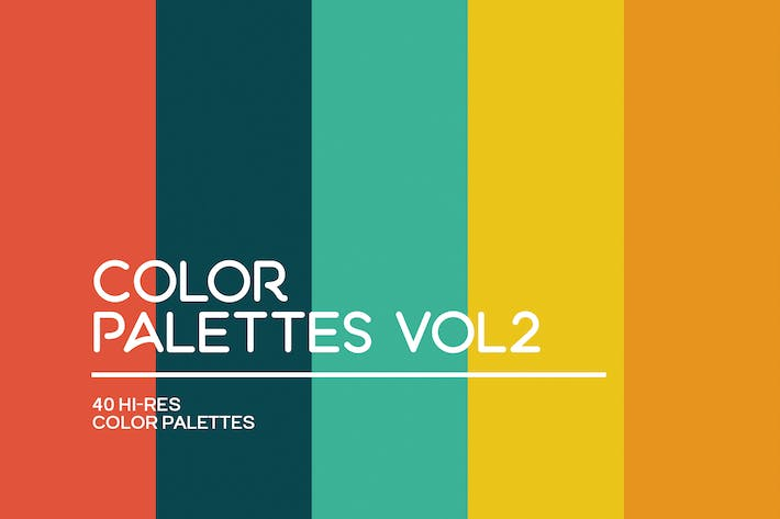 Thumbnail for Color Palettes Vol 2