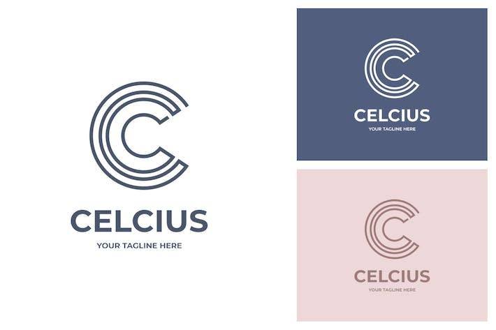 Thumbnail for Celcius C Letter Logo