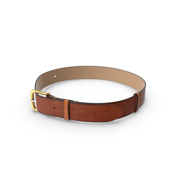 Men Belt For Jeans Grain Cow Leather