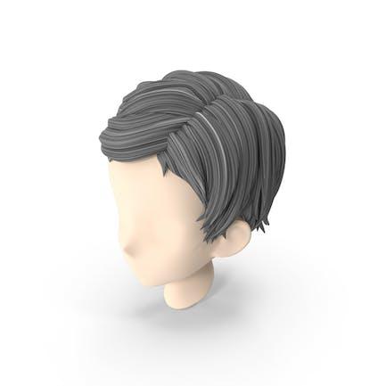 Stylized Hair