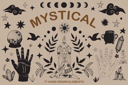 MÍSTICA - Magia Mística Espiritual