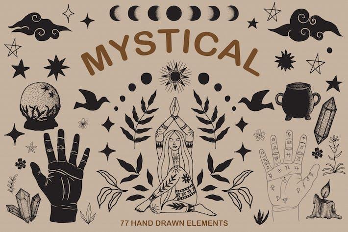 MYSTICAL - Spiritual Mystic Magic