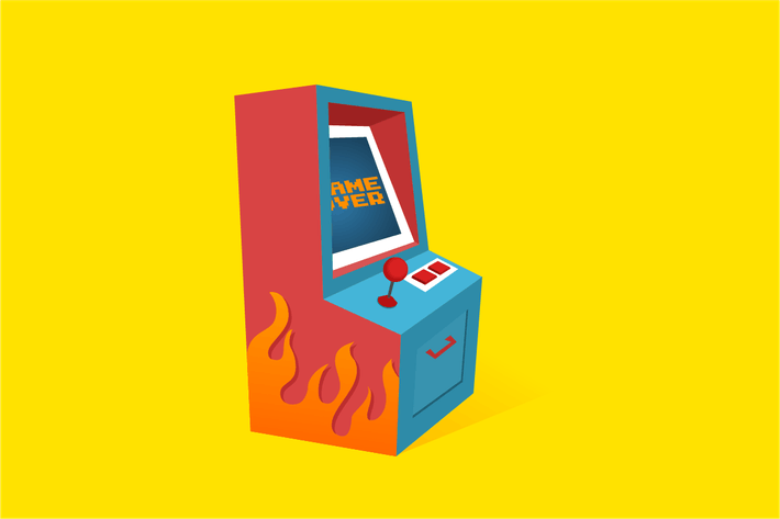 Thumbnail for Arcade game Machine