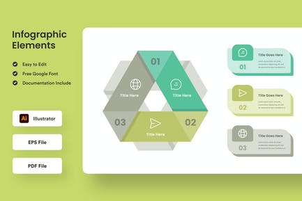 Infographic Elements - Muzitemp