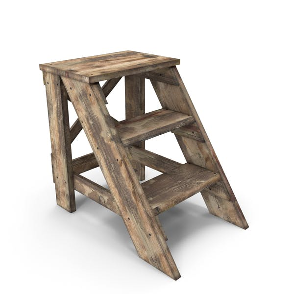 Wooden Ladder