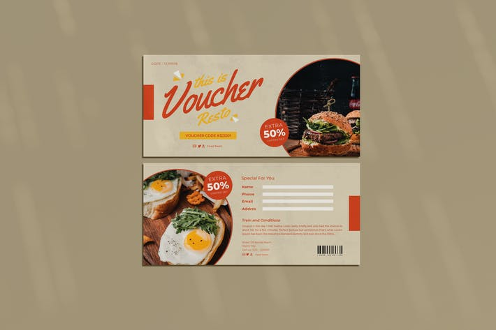 Thumbnail for Food Resto Voucher