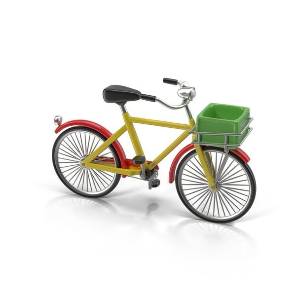 Cover Image for Bicicleta Dibujos animados