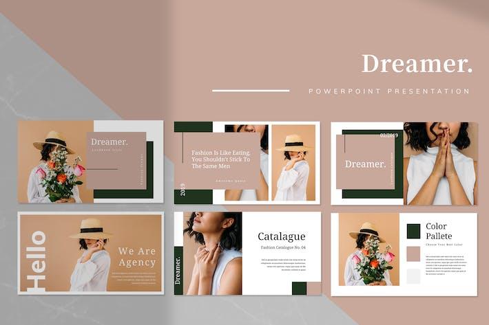 Thumbnail for Dreamer - Powerpoint Presentation