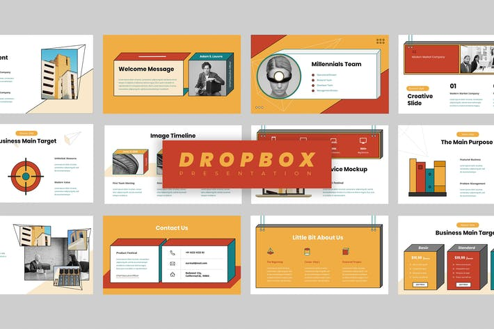 Droboxed - Education Googleslide Presentation