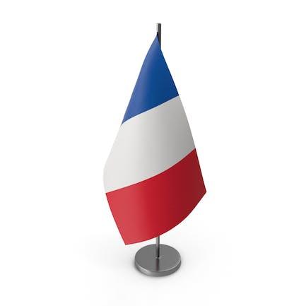 Tischfahne Frankreich