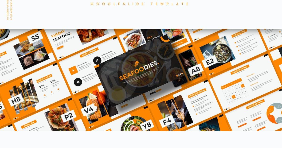 Download Safoddies - Google Slides Template by aqrstudio