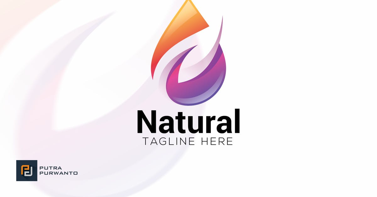Download Natural - Logo Template by putra_purwanto