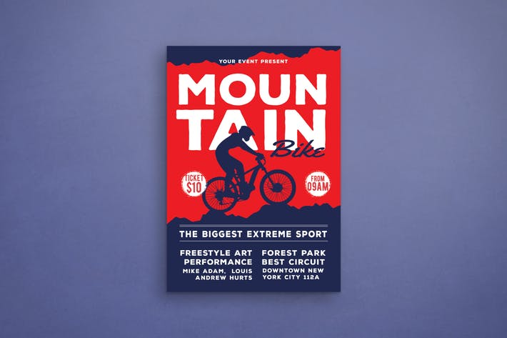 Thumbnail for Mountain Bike