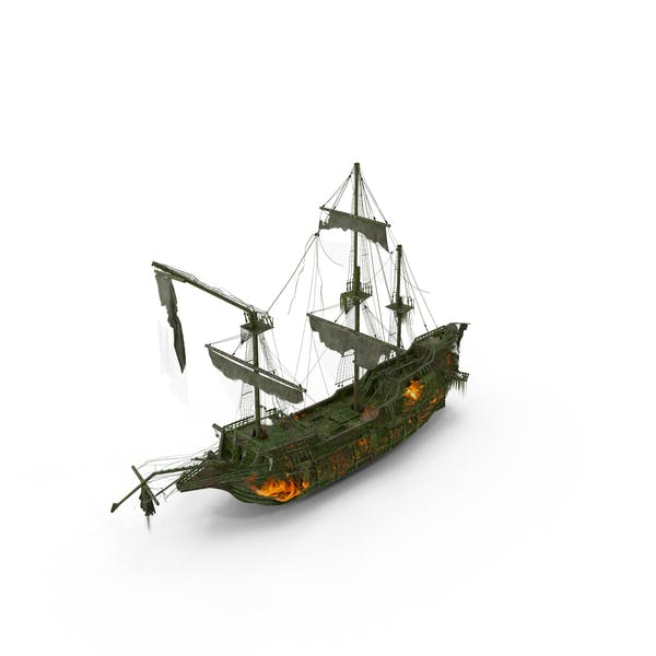 Thumbnail for Ghost Pirate Ship