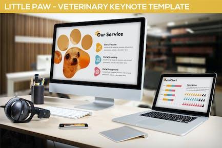 Little Paw - Veterinary Keynote Template