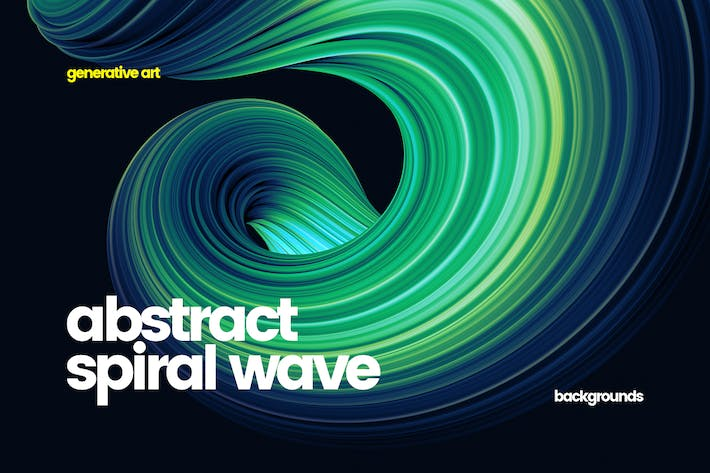 Thumbnail for Spiral Wave Backgrounds