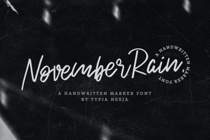 Thumbnail for November Rain