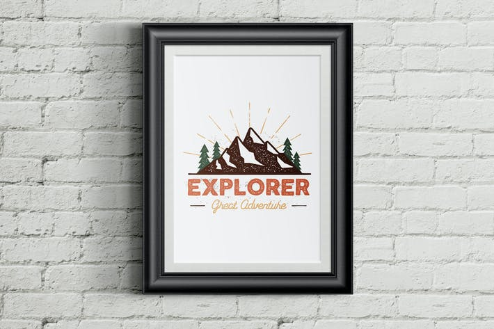 Thumbnail for Outdoor Explorer Tee Design