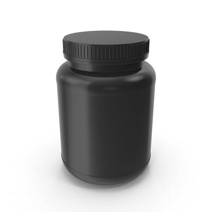 Botella de Proteína Corta