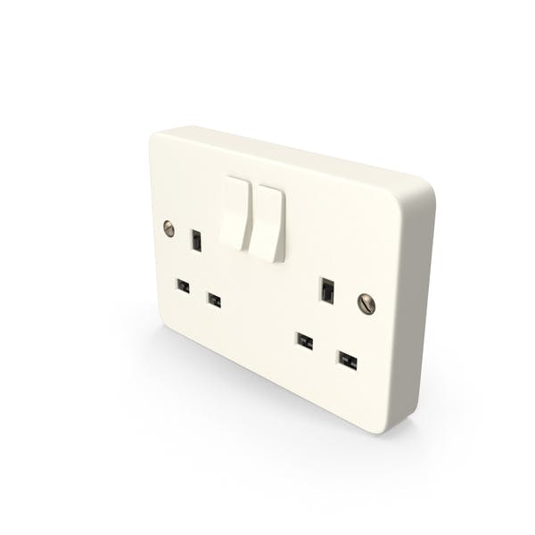 Thumbnail for UK Electrical Outlet