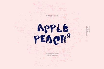 Apple & Peach