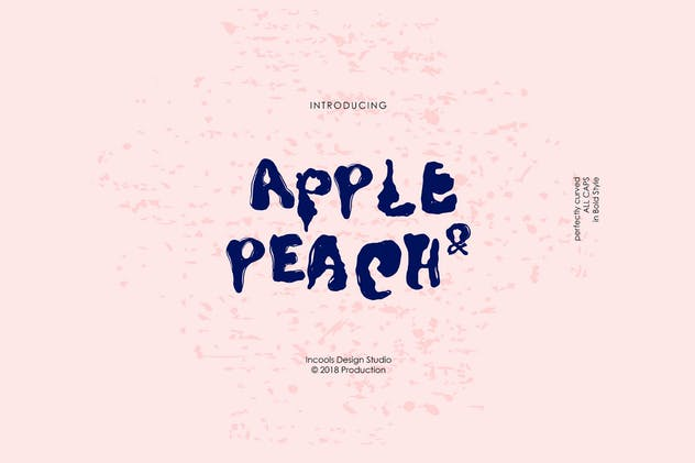 Apple & Peach - product preview 0