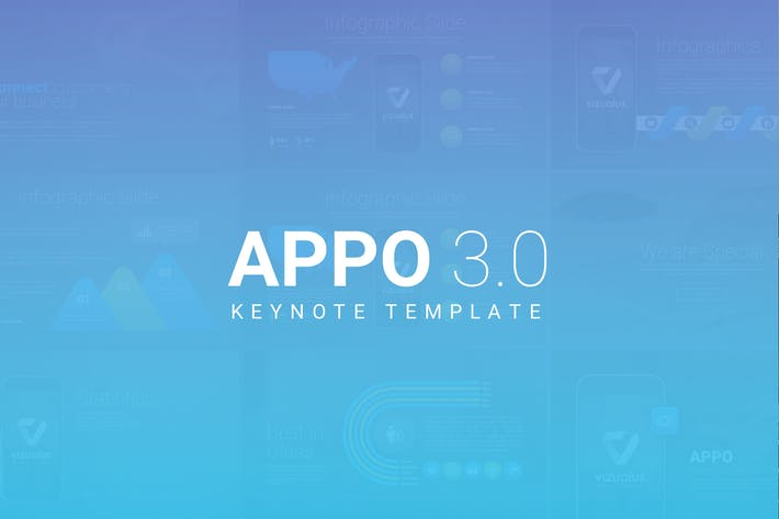 Thumbnail for APPO 3.0 Keynote Template