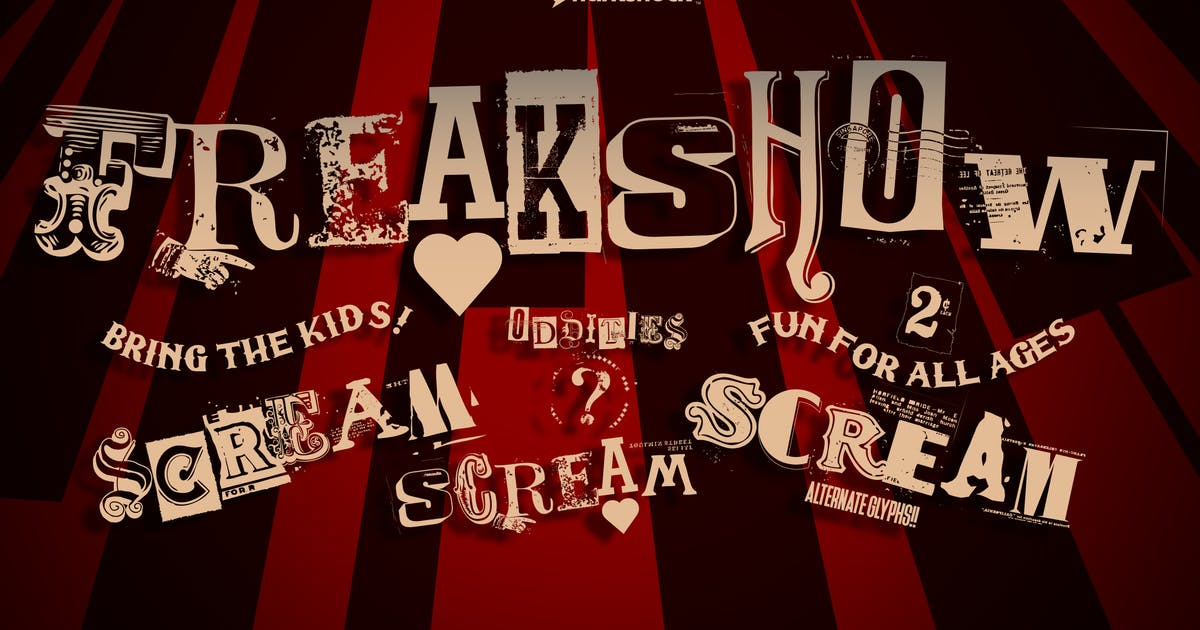 Download Freakshow by sharkshock