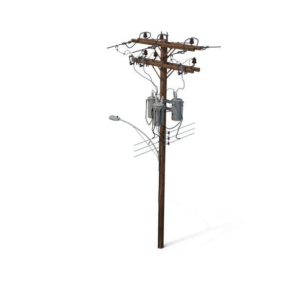 Thumbnail for Utility Pole