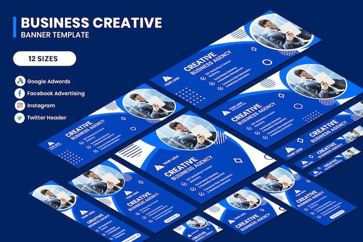 Thumbnail for Multipurpose Business Google Adwords Banner