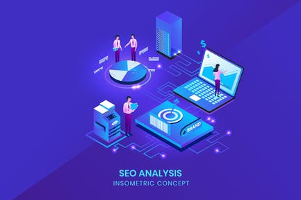 Seo Analysis - Insometric Concept