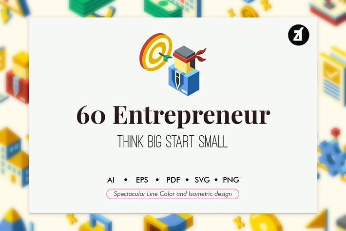 Thumbnail for 60 Entrepreneur elements