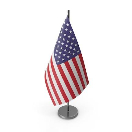 Настольный флаг Соединенные Штаты Америки