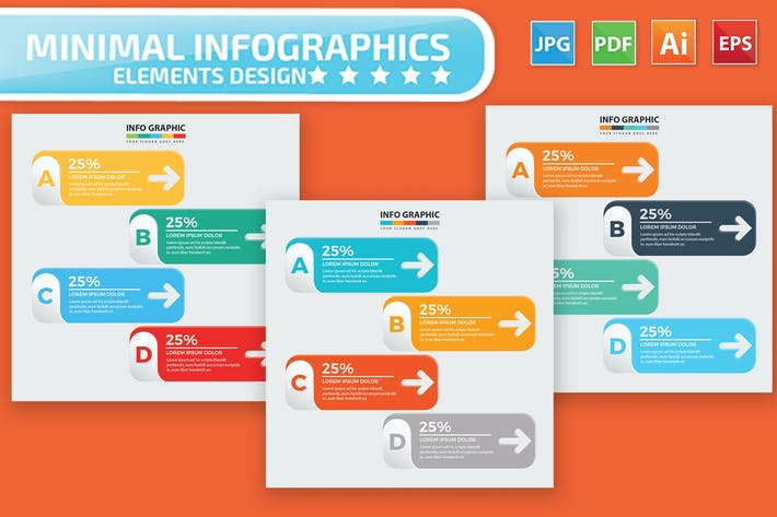 Cover Image For Infographics design