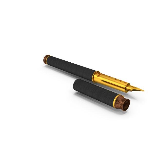 Чернила ручка